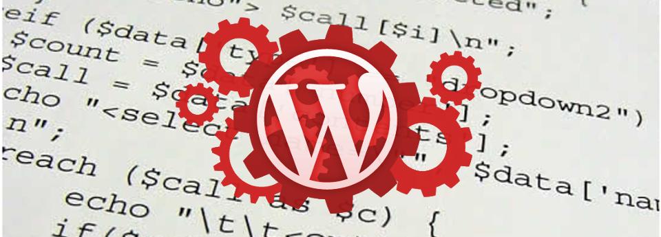 desarrollo web wordpress